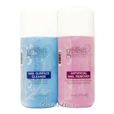 Harmony Gelish Soak Off Gel Polish Cleanse Cleanser ✽ Remover 4oz / 120 ml 4 oz