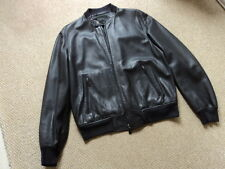 Gucci Mens Leather Jacket Used few times only Size UK 38 IT 48 fits 50 RRP £2200