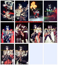 4 x 6 inch  photo(s)  KISS GENE SIMMONS STANLEY CRISS FREHLEY  BUY 1,2...OR ALL