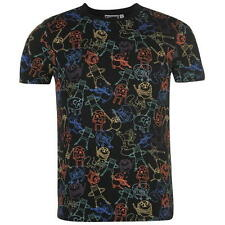 Mens Character Short Sleeve T-Shirt Adventure Time New With Tags