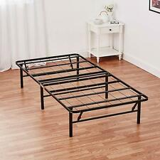 Platform Metal Bed Frame Twin Full Queen King Foldable No Box Spring Needed NEW