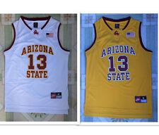 James Harden #13 Arizona State University Men White Stitched Basketball Jersey