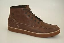 TIMBERLAND HUDSTON Chukka Boots Boots Men's Lace-Up Shoes Zip a12r4