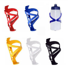 Plastic Water Bottle Cage HOLDER BRACKET For Cycling Bicycle Bike Drink Bottle