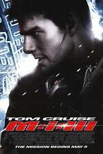 Mission: Impossible 3 35mm Film Cell strip very Rare var_mm