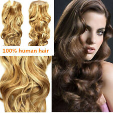 Secret Fits Like Halo Invisible Wire Flip in 100% Remy Human wavy hair Extension