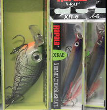 BRAND NEW Rapala X-Rap / Crankin Rap / Fishing Lures