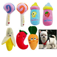 Small Medium Dog Toy Pet Puppy Chew Toys Cat Squeaky Toy Play for Fun Chihuahua
