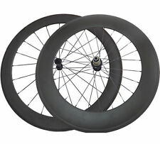 Ceramic Bearing 60+88mm Clincher  Carbon Wheels Road Bicycle Road Bike Wheelset
