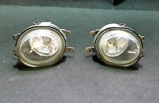 ROVER 25/200/400/45/75 MGF MGTF ZR ZS ZT FOG DRIVING LAMPS LIGHTS,PAIR/KIT # O1
