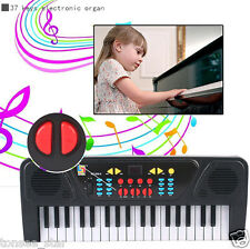 New 37 Keys Digital Music Electronic Keyboard Electric Piano Gift + Microphone