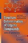 4th Structure Determination of Organic Compounds: Tables of Spectral Data