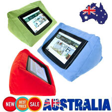 Portable Cushion Stand Tablet Pillow iPad beanbag Support accessory for iPad