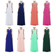 Fashion Women Lace Long Dress Prom Evening Party Cocktail Bridesmaid Wedding HOT
