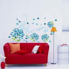 Romantic Vine Flower Decor Wall Sticker Decal Living Room Removable Wall Mural