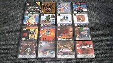Playstation 1/PS1 Games Make Your Own Bundle/Joblot Tested And Working (1)