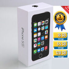 In Sealed Box Factory Unlocked APPLE iPhone 5  Gold 64GB 4G Smartphone BLT