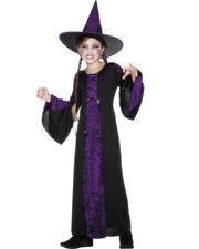 Bewitched Witch Girls Costume