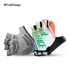 Men Women Cycling Gloves Motorcycle MTB Bike Outdoor Half Finger Sports Gloves