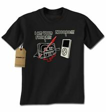 I am Your Father Funny Cassette Tape Mens T-shirt