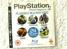 27306 Issue 22 Official UK Playstation 3 Magazine Demo Disc - Sony Playstation 3