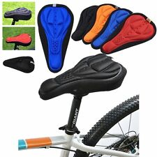 New Cycling Bike Bicycle MTB Silicone Gel Cushion Soft Pad Saddle Seat Cover OP.