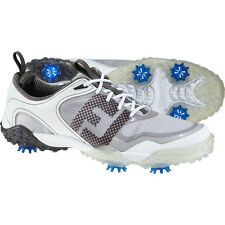 FootJoy Freestyle Golf Shoe - 57330  - White/Light Gray - Manufacture Closeout