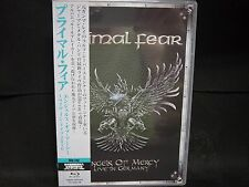 PRIMAL FEAR Angels Of Mercy - Live In Germany 2016 JAPAN BLU-RAY Sinner Gamma Ra