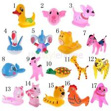 Kids Inflatable Toy Cute Blow Up Animal Fancy Beach Party Toy Pool Supplies