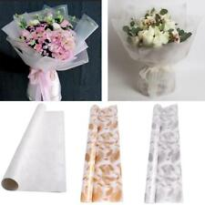 Pack of 20pcs Feather Pattern Bouquet Stem Flower Wrapping Wedding Party Decor