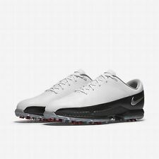 NEW Men's Sizes , NIKE Air Zoom Attack Golf Shoes 853739-101 WHITE / BLACK