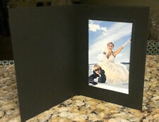 Picture Folder Frame Buckeye style 5x7 (Pack of 50) Black Color