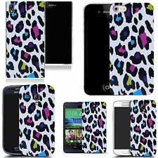 hard back case cover for many mobiles - animal wild print