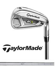 New Taylormade Golf Irons 2017 M1 Iron Set NS Pro 950GH Steel 3* Upright