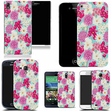 pictoral case cover for most Popular Mobile phones - traditional posy