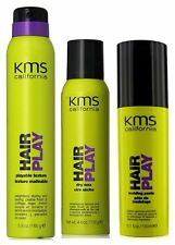 KMS HairPlay Playable Texture 5.8 oz or Dry Wax 4.6 oz or Molding Paste 5.1 oz