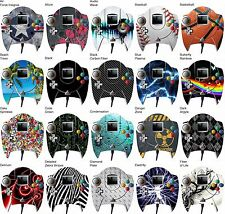 Choose Any 1 Vinyl Decal/Skin for Sega Dreamcast Controller - Buy 1 Get 1 Free!