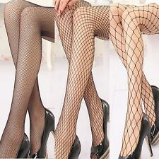 Graceful Women Lady Mesh Fishnet Net Pattern Pantyhose Tights Stockings Socks
