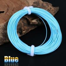 100FT Fly Line Fly Fishing Line WF4/5/6/7/8F Weight Forward Saltwater - Blue