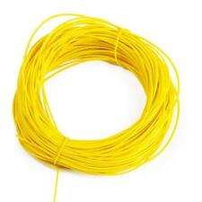 100FT Fly Line Fly Fishing Line WF4/5/6/7/8F Weight Forward Saltwater Yellow