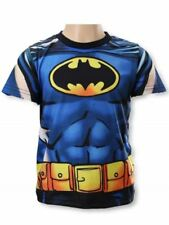 Boys Batman Short Sleeved T-Shirt T Shirt 2 3 4 5 6 7 8 Years DC Comics