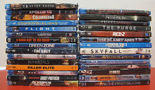Used Blu-Ray Movies. Huge Lot! Pick Your Title!