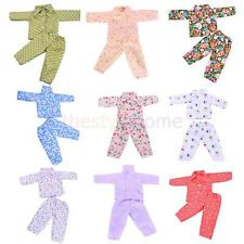 MagiDeal Pajamas Nightwear for American Girl/Journey 18'' Dolls Outfit Clothes