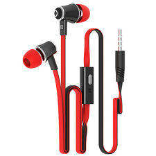 Stereo Earphones Super Bass Headphones Sport Headset In-Ear Earbuds With Mic