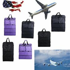 """36""""/40"""" Polyester Expandable Rolling Wheeled Duffel Bag, Spinner Suitcase US OY"""