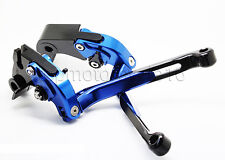 FXCNC Foldable Extendable Brake Clutch Levers For Suzuki GSX1400 GSF 650 BANDIT