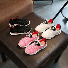 New Kids Toddler Boys Girls Trainers Running Shoes Casual Shoes Sneakers Size