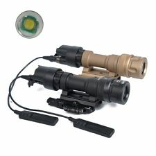 New Style M952V Constant / Strobe LED Flashlight Tactical Light with QD Mount