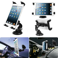360° Car Windshield Desk Holder Suction Cup Mount Stand For iPad Tablet PC NEW