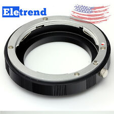 US FREE SHIP Camera Adapter For Nikon F AI AI-S Lens To M42 Screw Mount